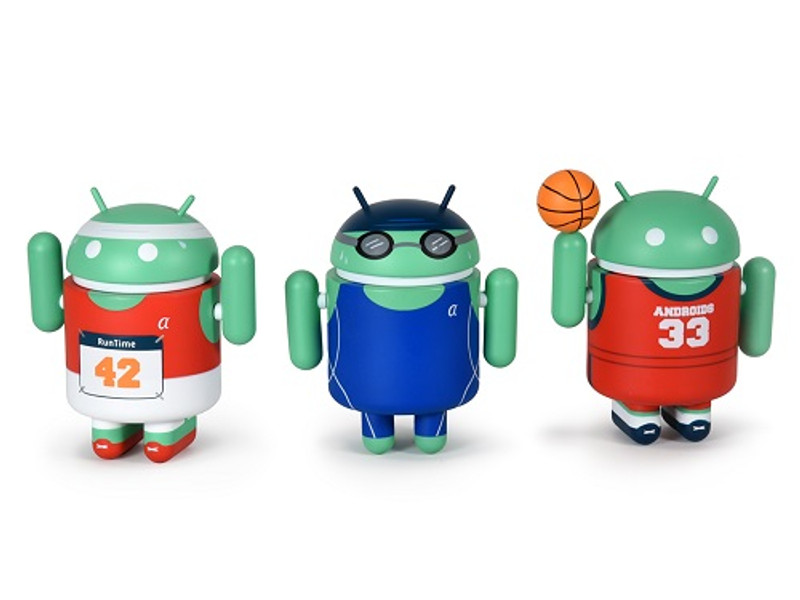Android Activate! Series Random Assortment by Andrew Bell and The Bots