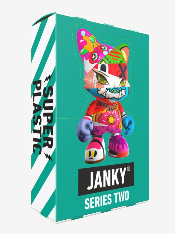 Janky Series 2 Blind Box