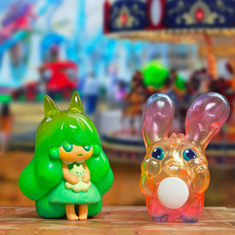 Merry Go Round Artist Remix Blind Box