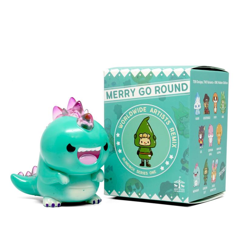 Merry Go Round Artist Remix Blind Box