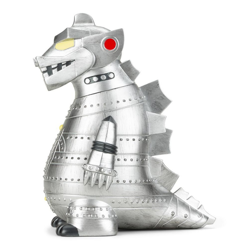 "Mechagodzilla 8"" Battle Ready"