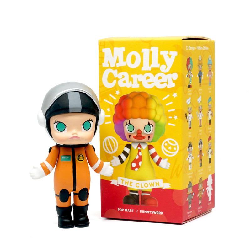 Molly Career Mini Series Blind Box by Kenny Wong