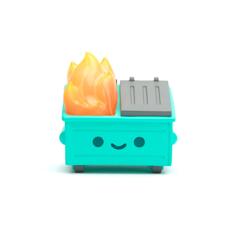 Dumpster Fire Vinyl Figure PRE-ORDER SHIPS DEC 2020