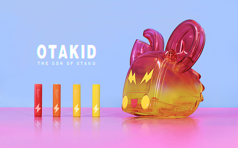 OTAKID Flashboy by Sank Toys