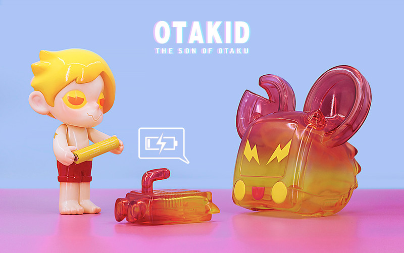 OTAKID Flashboy by Sank Toys