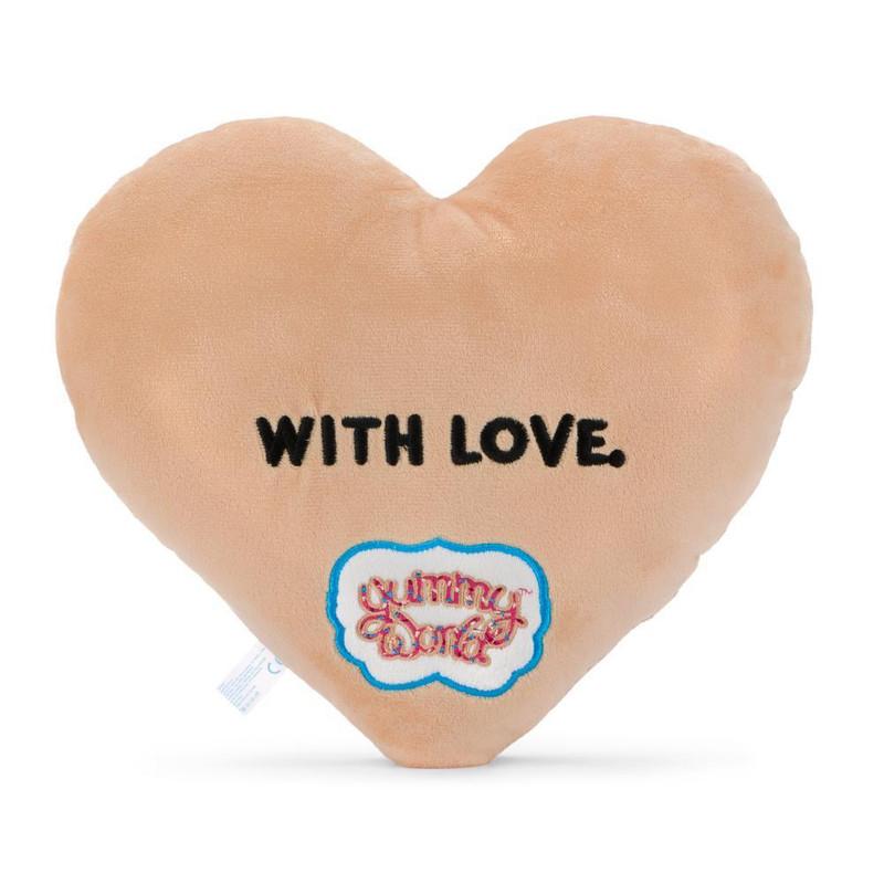 "Yummy World Haylee Heart 10"" Cookie Plush"
