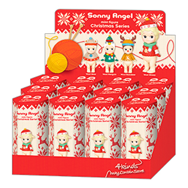 Sonny Angel Christmas 2019 Blind Box