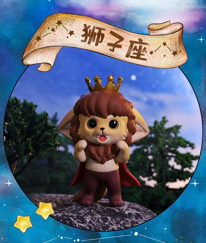 The Kenneth Fox Zodiac Mini Series Blind Box by Yoyo Yeung PRE-ORDER SHIPS MAR 2020