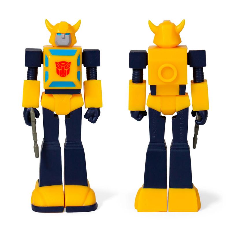 ReAction Transformers Bumblebee