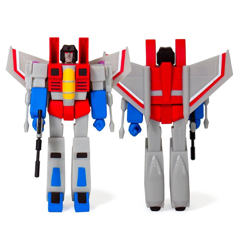 ReAction Transformers Starscream