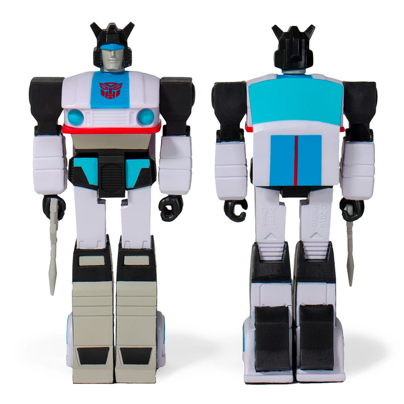 ReAction Transformers Jazz