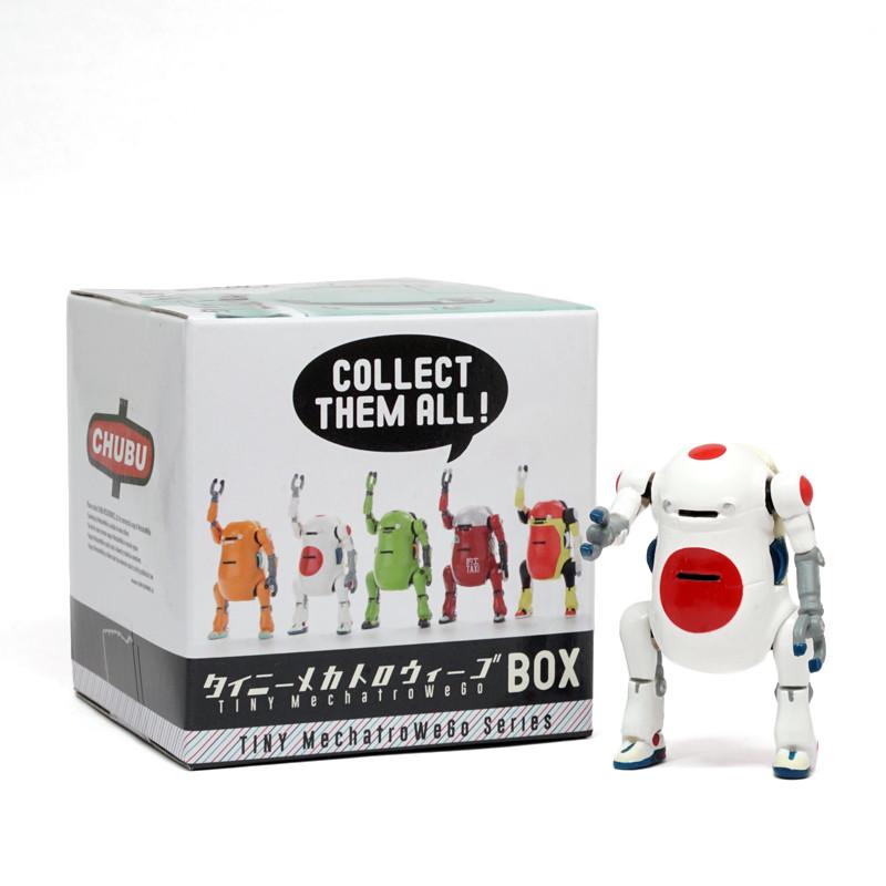 Tiny Mechatro WeGo Blind Box