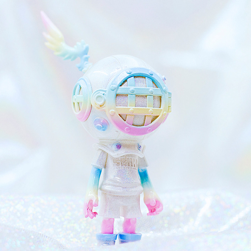 Little Sank Spectrum White Fantasy by Sank Toys