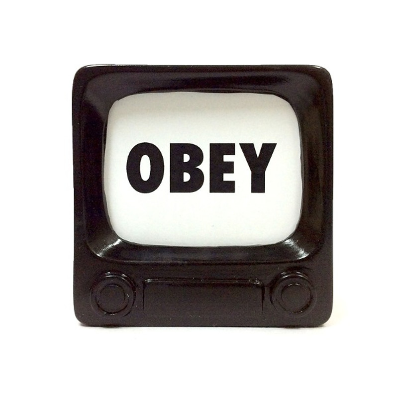 Brainwash TV Series 1 Obey Black