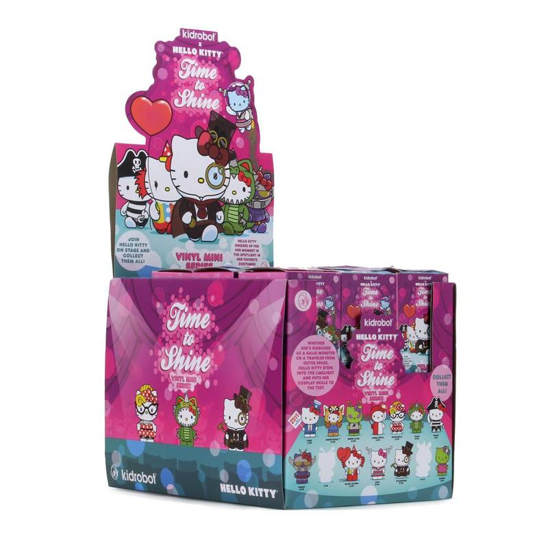 Hello Kitty Time to Shine Mini Series Blind Box