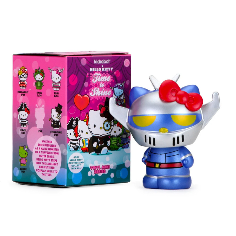 Hello Kitty Time to Shine Mini Series Blind Box