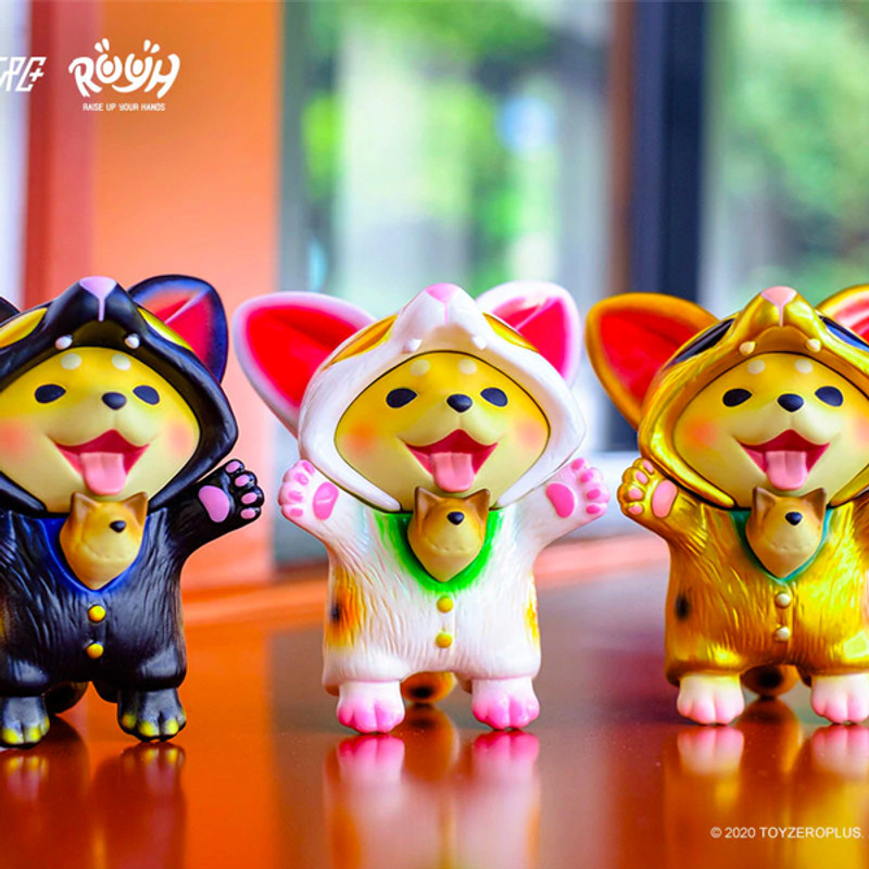 Raise Up Your Hands (R.U.Y.H.) Baby Dou Dou Maneki