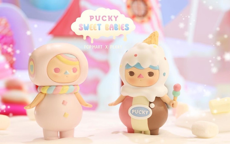Pucky Sweet Babies Mini Series : Blind Box