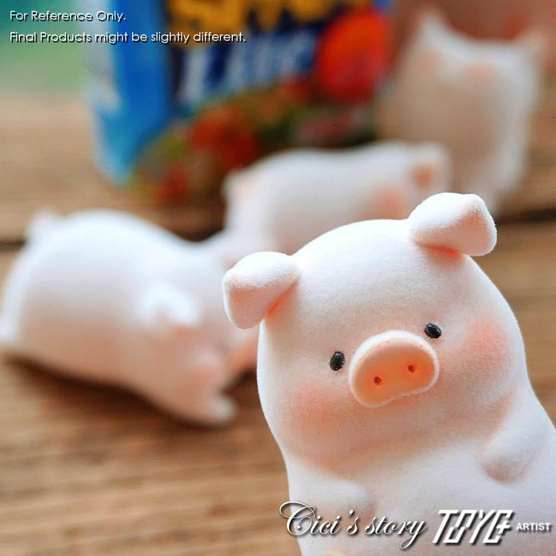 Lulu Piggy Can of 3 by Cici's Story