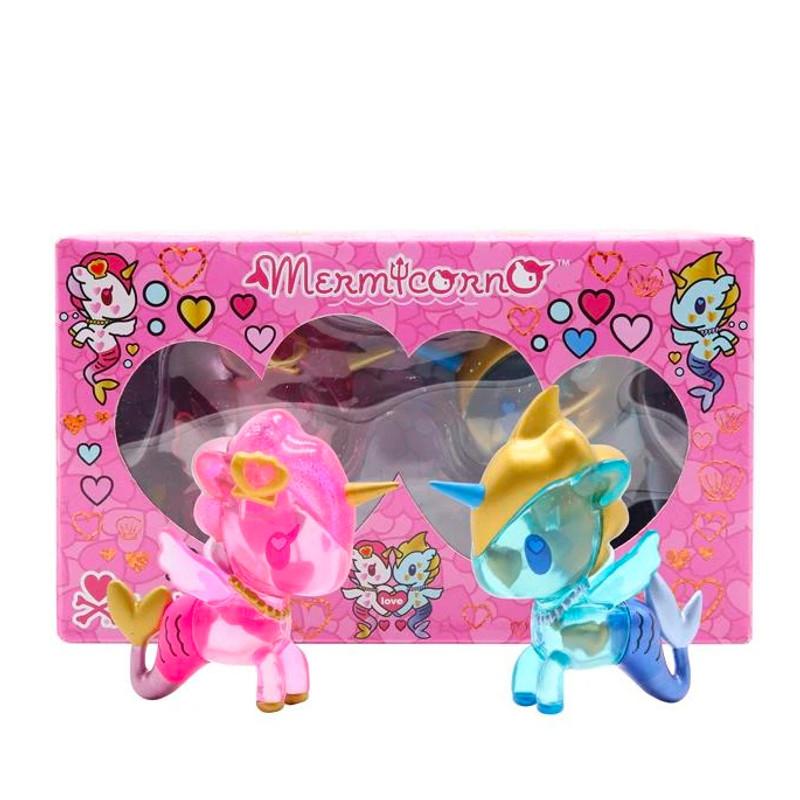 Mermicorno Valentine 2-Pack