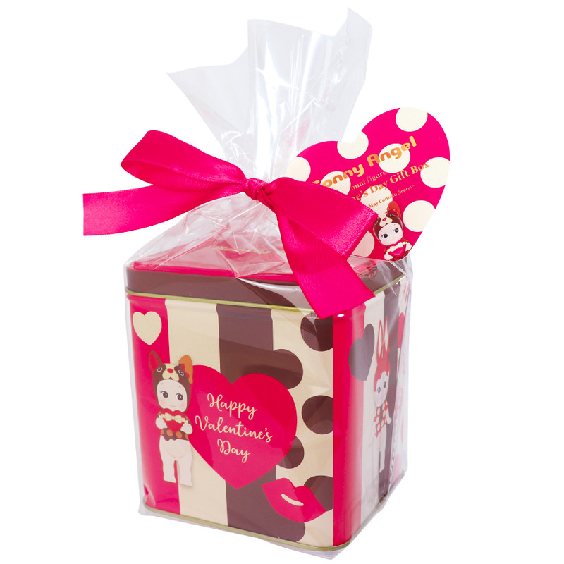 Sonny Angel Valentine's Day 2020 4 Piece Tin Gift Box