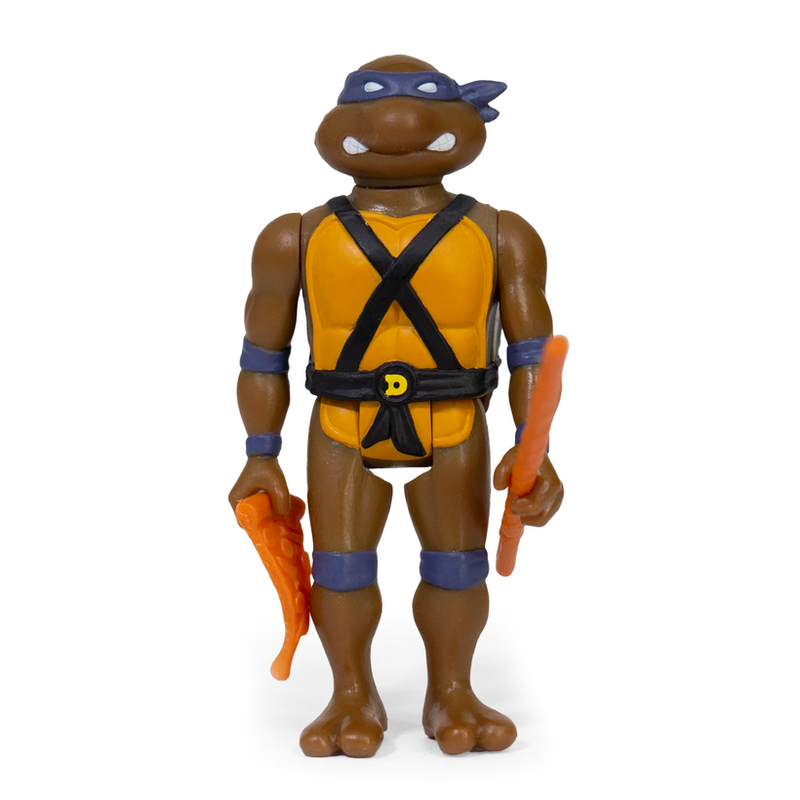 Teenage Mutant Ninja Turtles ReAction Figure TMNT