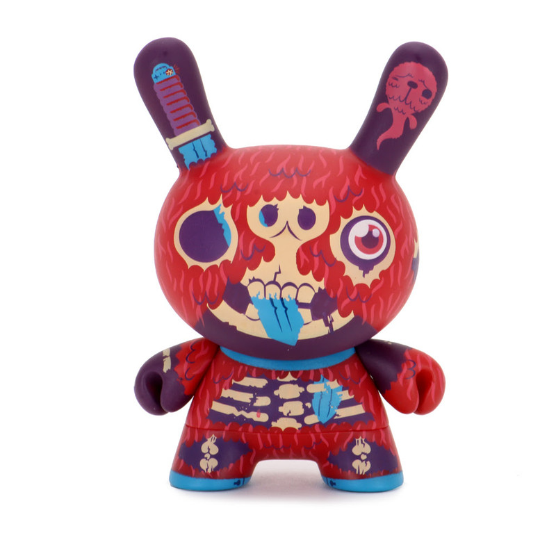 Exquisite Corpse Dunny Series by Red Mutuca Studios Blind Box