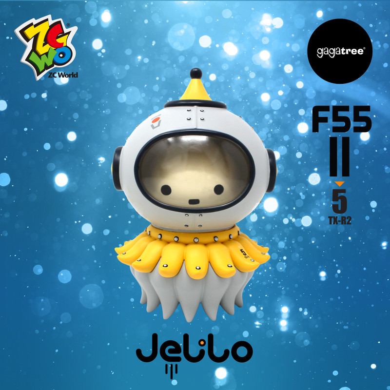 Jelilo F55 by Lester Lim PRE-ORDER SHIPS APR 2020
