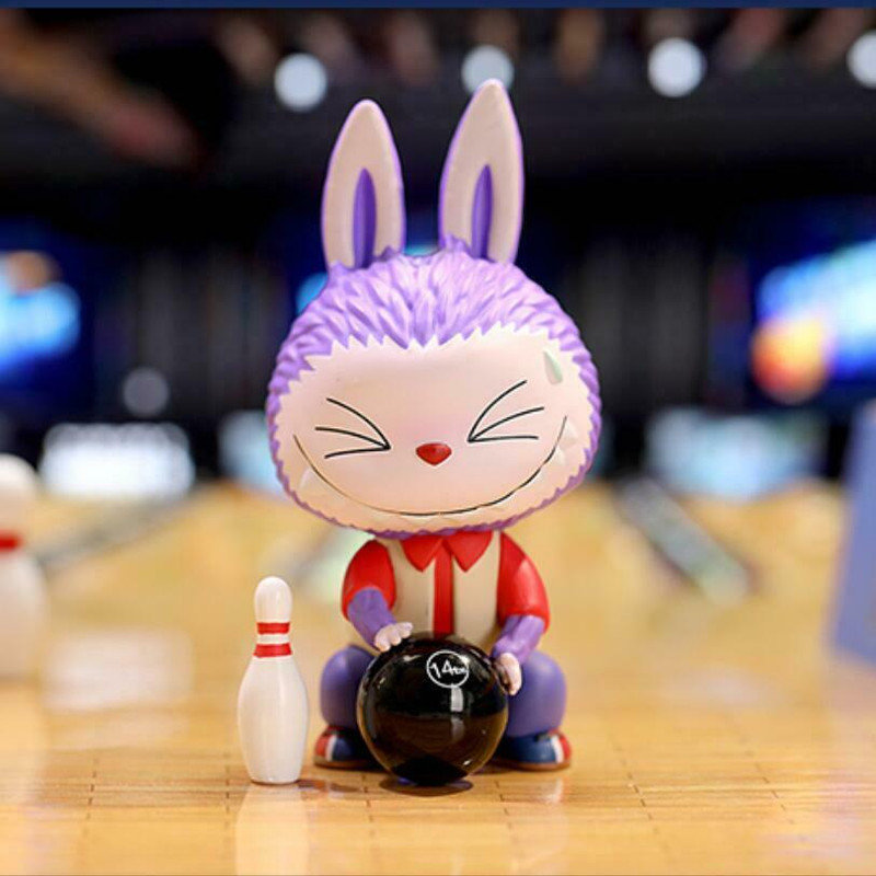 Labubu Sports Mini Series Blind Box by Kasing Lung