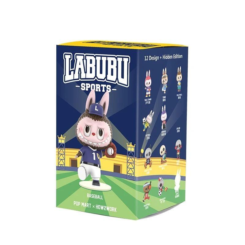 Labubu Sports Mini Series Blind Box by Kasing Lung