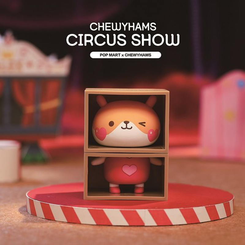 Chewyhams Circus Show Mini Series by Funi : Blind Box