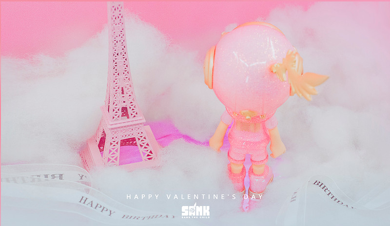 Little Sank Shiny Pink by Sank Toys