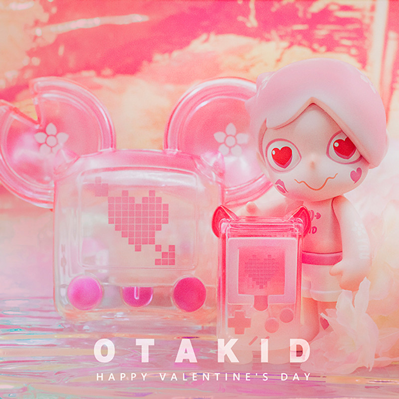 OTAKID Pink Love by Sank Toys PRE-ORDER SHIPS FEB 2020