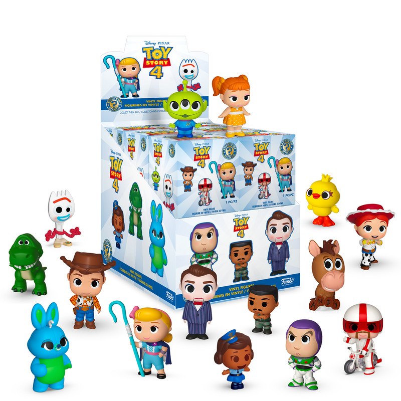 Toy Story 4 Mystery Mini Series : Blind Box
