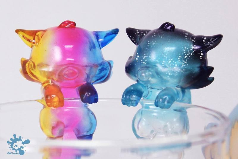 Cuppy Foxes Series 2 by OKLuna
