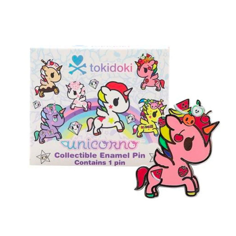 Unicorno Enamel Pin Blind Box