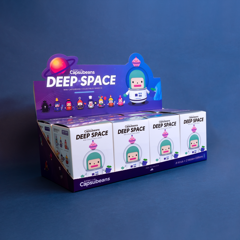Capsubeans Blind Box PRE-ORDER SHIPS APR 2020