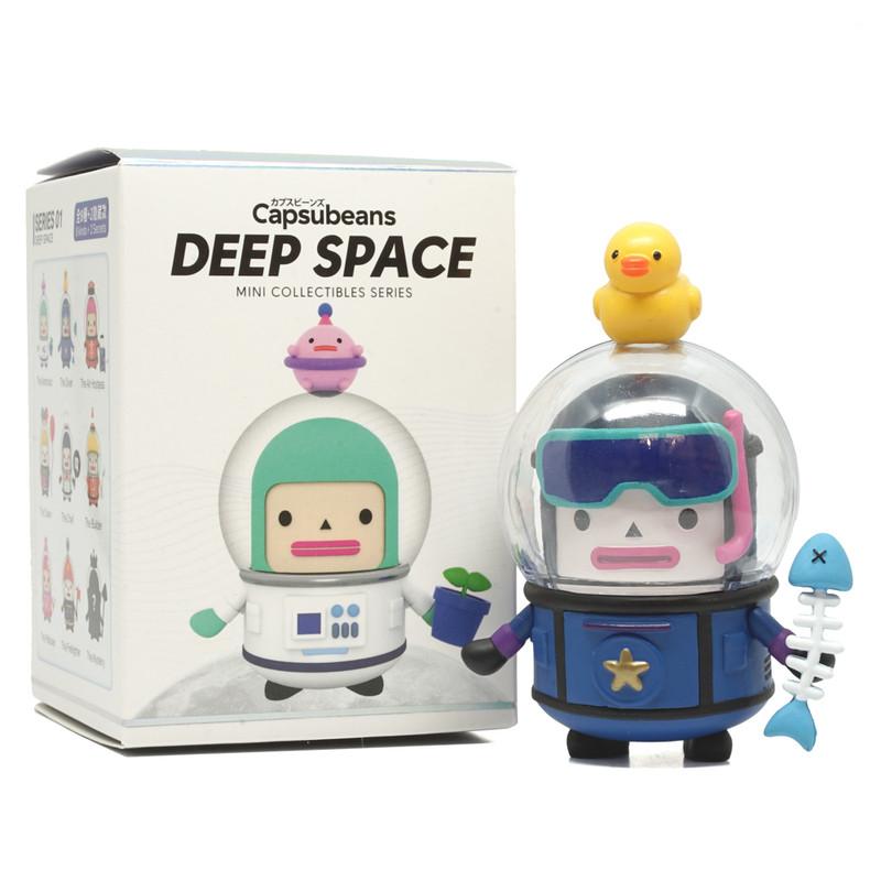 Capsubeans Deep Space Blind Box