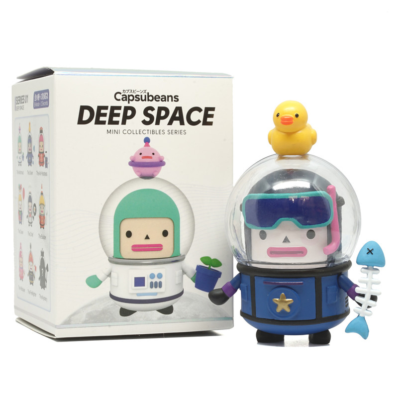 Capsubeans Deep Space Blind Box