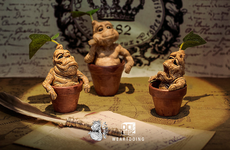 Mandrake by MikeFX PRE-ORDER SHIPS MAR 2020