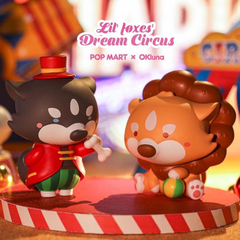 Lil' Foxes Dream Circus Mini Series Blind Box by OKLuna