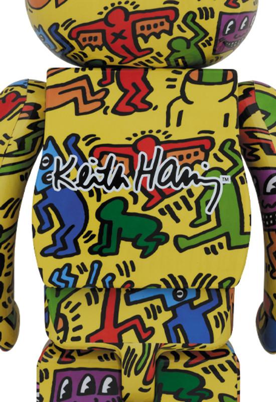 Be@rbrick 1000% Keith Haring #5 PRE-ORDER SHIPS SEP 2020