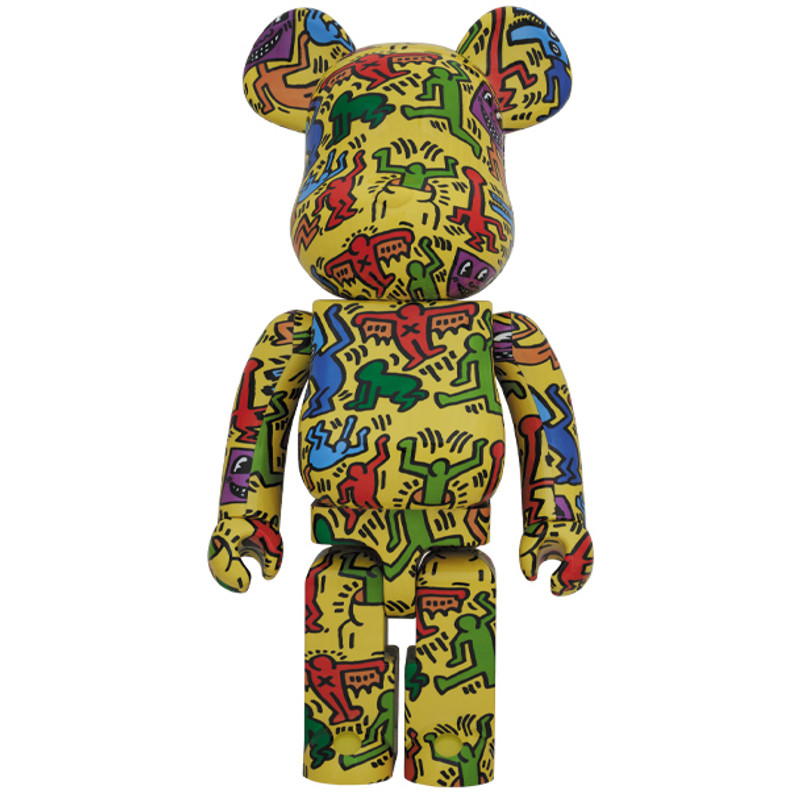 Be@rbrick 1000% Keith Haring #5 PRE-ORDER SHIPS SEP 2020