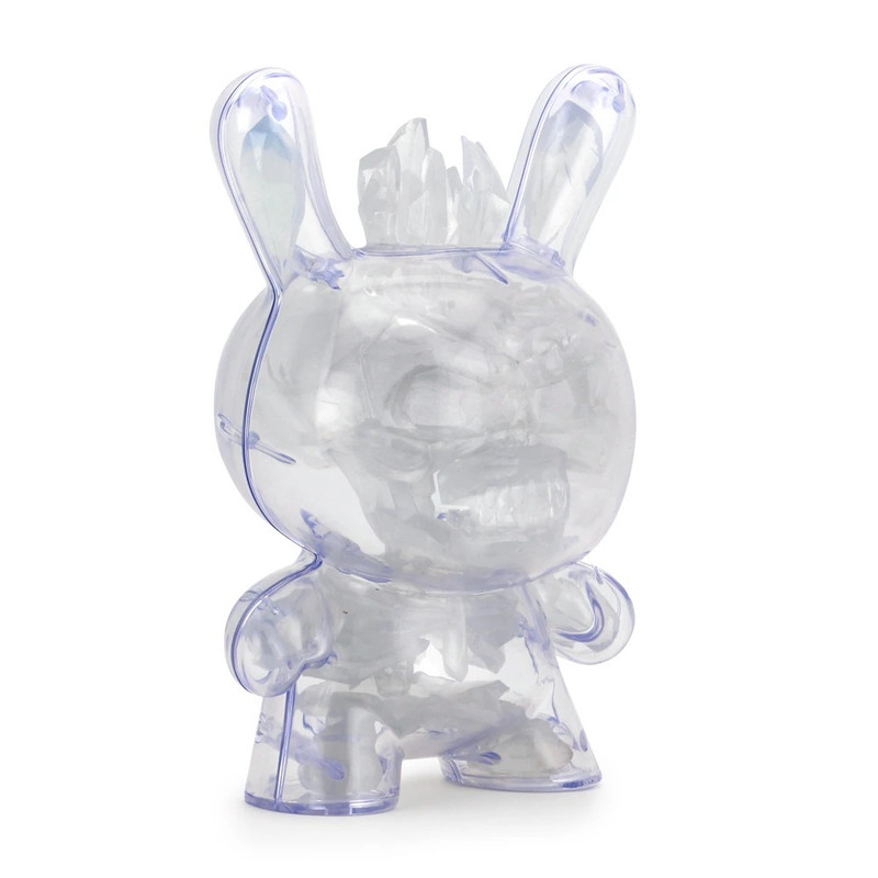 "8"" Krak Dunny Crystal by Scott Tolleson"