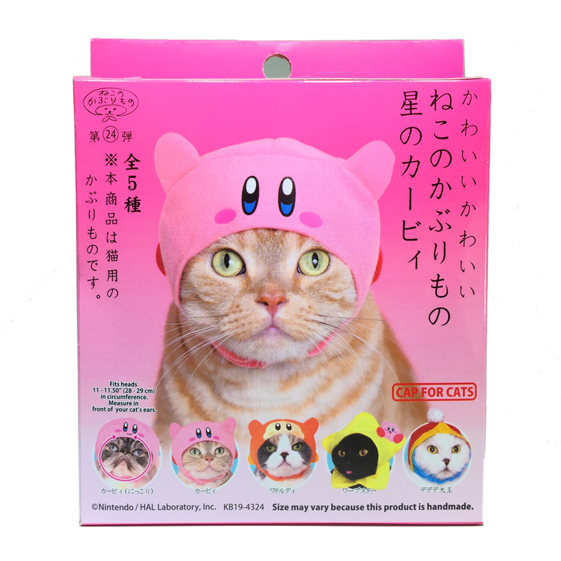 Cat Cap Kirby Blind Box