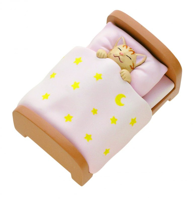 Cat in a Bed Blind Box