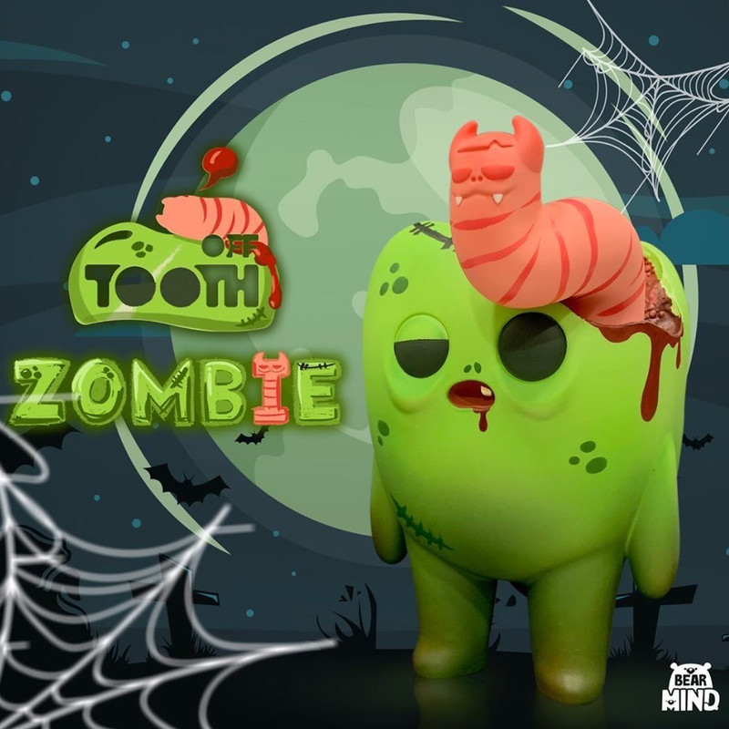 Tooth Off Zombie PRE-ORDER SHIPS APR 2020