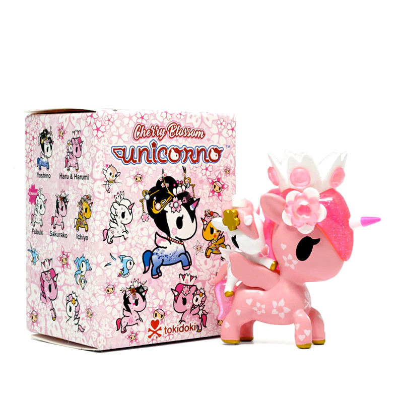 Cherry Blossom Unicorno Blind Box