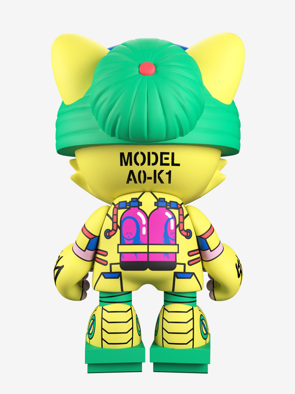 Superplastic X Steve Aoki Neon Future Janky PRE-ORDER SHIPS APR 2020
