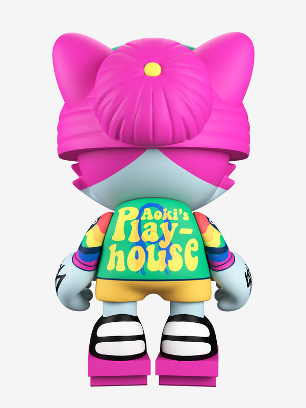 Superplastic X Steve Aoki Playhouse Janky PRE-ORDER SHIPS APR 2020
